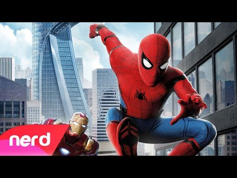 Spider-Man Homecoming Song | Head In The Clouds | #NerdOut (Unofficial Soundtrack)