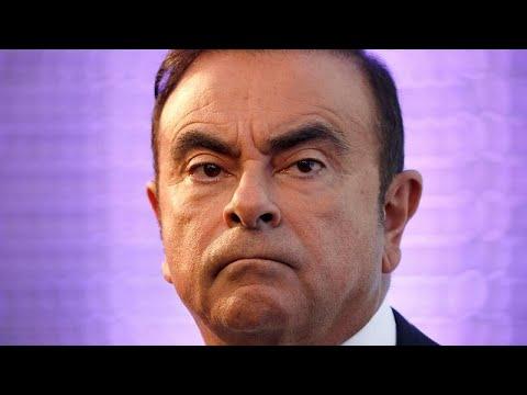 Σκάνδαλο Nissan: Απαγγέλθηκαν κατηγορίες στον Γκον και στην εταιρεία…