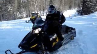 10. The Sound of the '09 ski-doo 4 Stroker