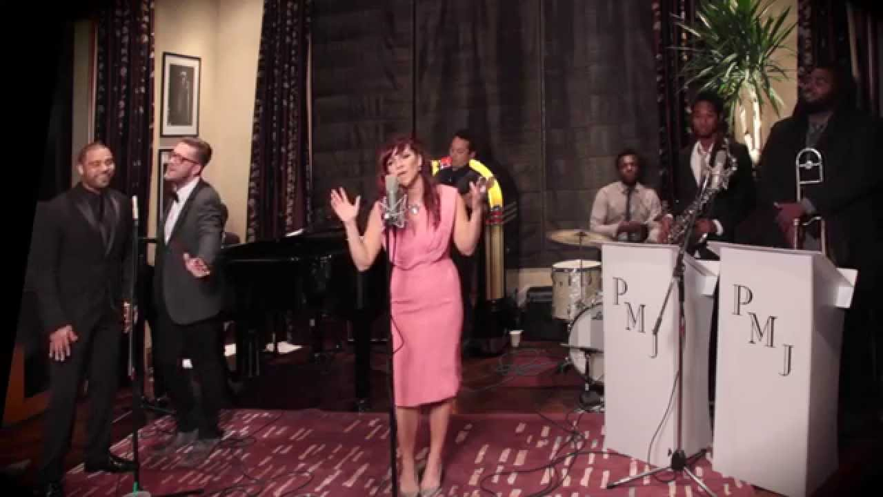 I Want it That Way – 70's Soul Backstreet Boys Cover ft. Shoshana Bean