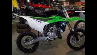 7. 2015 Kawasaki KX85 Review
