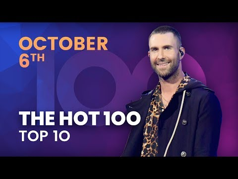 Early Release! Billboard Hot 100 Top 10 October 6th, 2018 Countdown | Official