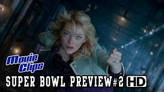 The Amazing Spider-Man 2 - Super Bowl PREVIEW Part 2 (2014) HD