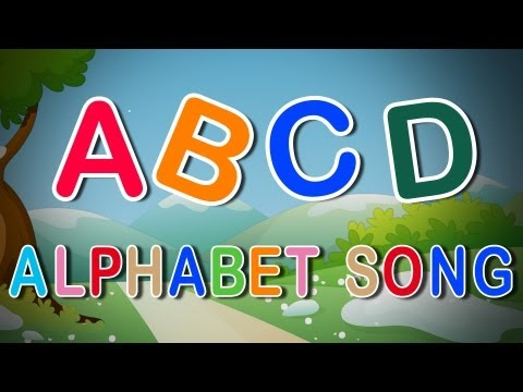 ABC - The A to Z Song for children / kids / babies- a compilation of alphabets songs. Kids can learn each letter from the 26 alphabets through a fun story with sim...