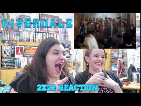 "RIVERDALE 2X22 ""BRAVE NEW WORLD"" REACTION"