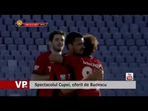 Spectacolul Cupei, oferit de Budescu