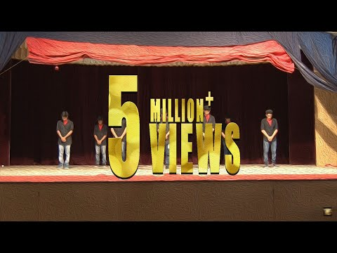 College Arts day group dance 2k16|mukkathe penne|10 endrathakulae|baha kilikki