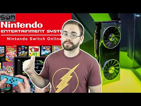 Nintendo Online Cloud Save Confusion And Nvidia RTX Benchmarks Leak   News Wave (видео)