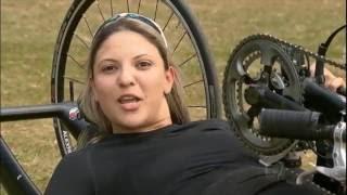 Recordistas jovem perde os movimentos das pernas e se torna atleta do paraciclismobaixavideos com br