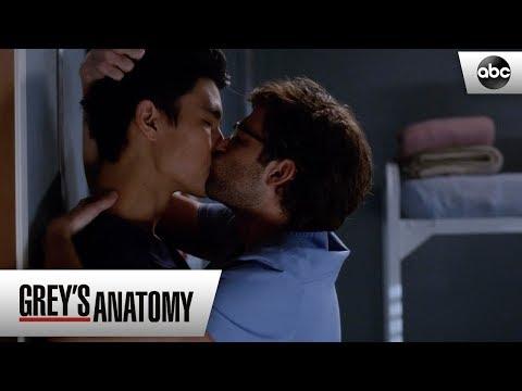 Schmitt's New Confidence | Grey's Anatomy Season 15 Episode 10