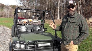 7. John Deere Gator Review/Comparison to Other UTVs after 3 Years of Use...Would I buy it again??