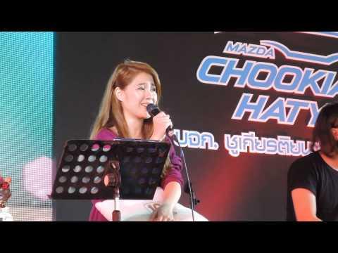 Video ตุ๊กตา จมาพร (The Voice 2) - Kimi ga ireba sorede ii ,, Live at Chookiatyont Hatyai 2014.03.22 download in MP3, 3GP, MP4, WEBM, AVI, FLV January 2017