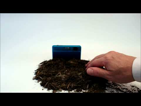 Sony Cybershot DSC-TX10 Unboxing and tutorial