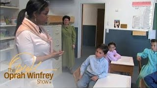 Oprah Talks with Second Graders at Yearning for Zion Polygamist Ranch   The Oprah Winfrey Show   OWN