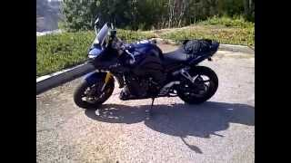 8. 2007 Yamaha FZ1 Review