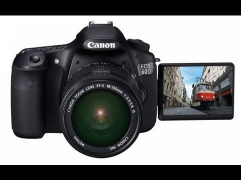 Unboxed: Canon EOS 60D 18-200mm Kit