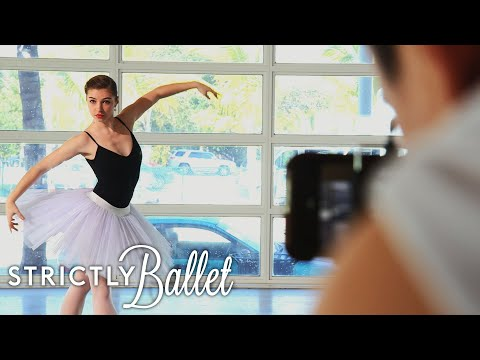 Auditioning for a Coveted Company Role | Strictly Ballet - Season 2, Episode 3