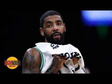 Video: Kyrie Irving possibly leaving the Celtics shouldn't be surprising | High Noon