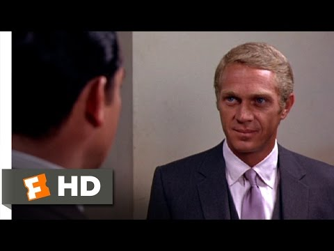 The Thomas Crown Affair (1968) - Like Ice Scene (7/11) | Movieclips