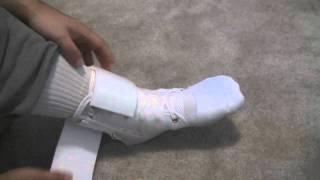 MedSpec ASO EVO Ankle Brace - www.NationalBraceandSplint.com