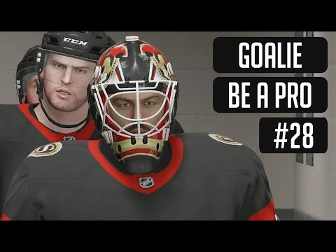 NHL 21 Goalie Be a Pro 28 - quotOn To Round 2?quot