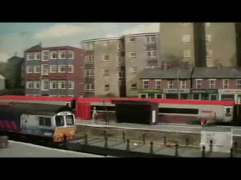 Hornby Pendolino With Sound