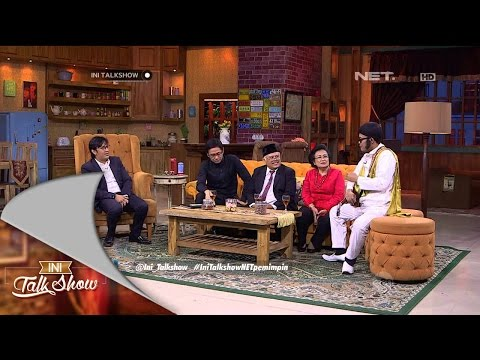 Ini Talk Show 01 November 2014 Part 3/4 - Addie M.S, Ibu Bardiati dab Budi Setiawan