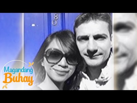 Magandang Buhay: The fated love story of Ate Glow and her British boyfriend