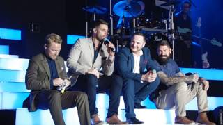 Boyzone Delapre Park Northampton Speak and Better