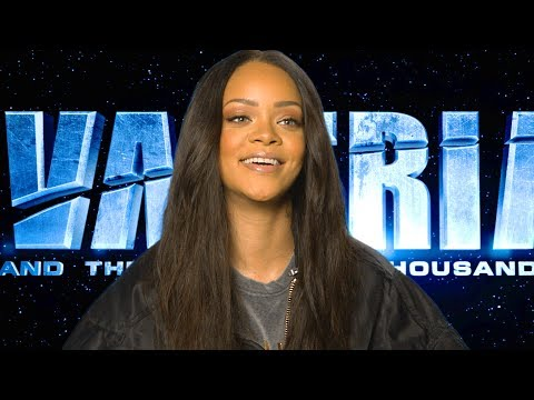 "VALERIAN ""Rihanna As Bubble"" Featurette Trailer (2017) 