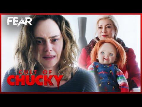 Tiffany Surprises Nica | Cult Of Chucky