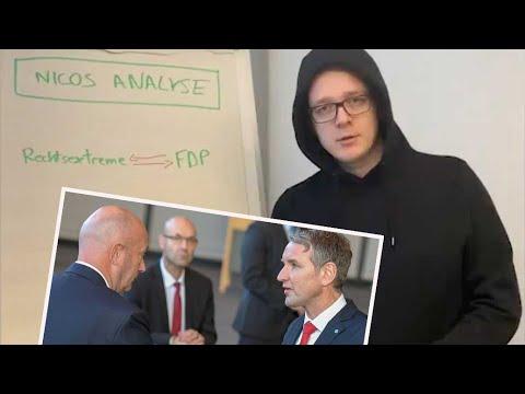 FDP: MEP Semsrott rechnet in Videoanalyse mit der Par ...