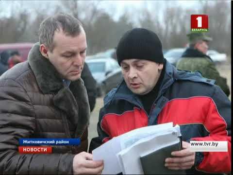 Понтонный мост через Припять начнет работать уже завтра в середине дня - DomaVideo.Ru