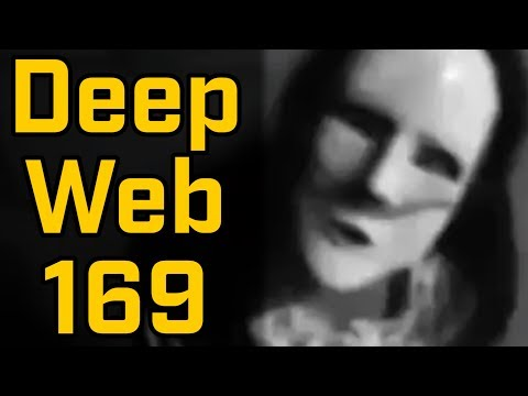 "FINALLY GOT ""SCARED""!?! - Deep Web Browsing 169"