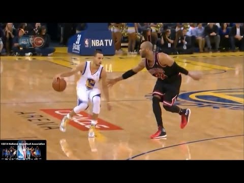 Stephen - Passing Highlights start at 8:43 Stephen Curry's jumpers, crossovers, floaters, step backs, jab steps, hesitation dribbles, behind the back dribbles, passing...
