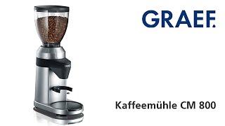 Kávomlýnek Graef CM 800 / CM 802