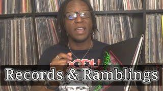 Vinyl Update 7-18-16 (+ Aesop Rock Concert Mini Review)
