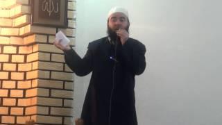 Si ti rehatojm Zemrat tona - Hoxhë Jusuf Hajrullahu - Hutbe