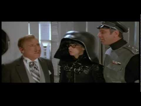 Spaceballs - A scene from the movie