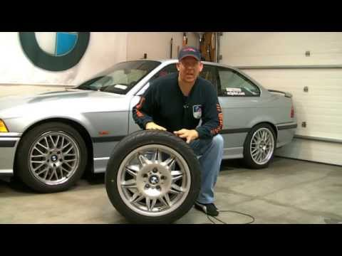 BMW Yokohama S.drive tires, Tire Wear and Tire Aging