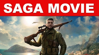 Sniper Elite Complete Saga Movie (Sniper Elite 1, Sniper Elite V2, Sniper Elite 3, Sniper Elite 4, Zombie Army Trilogy)Sniper Elite:   00:00:10Sniper Elite V2:  00:21:47Sniper Elite 3:  00:32:10Zombie Army Trilogy:   00:48:49Sniper Elite 4:   01:03:03Enjoy the cutscenes game movie of the entire Sniper Elite Series including Sniper Elite, Sniper Elite V2, Sniper Elite 3, Zombie Army Trilogy and the newly released Sniper Elite 4. Don't forget to like the video and leave a comment. We really appreciate your feedback. Also, please click the subscribe button and help us grow bigger to create better quality content. Check out our videos here: https://www.youtube.com/user/gamefreakdudes/videosSniper Elite Saga MovieSniper Elite Saga CutscenesSniper Elite Saga All CutscenesSniper Elite Saga Game MovieSniper Elite Saga Cutscenes MovieSniper Elite Series MovieSniper Elite Series CutscenesSniper Elite Series All CutscenesSniper Elite Series Game MovieSniper Elite Series Cutscenes MovieSniper Elite CutscenesSniper Elite V2 CutscenesSniper Elite 3 CutscenesSniper Elite 4 CutscenesZombie Army Trilogy Cutscenes