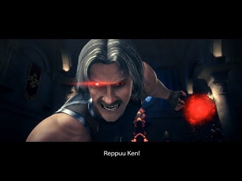 The King Of Fighters Destiny Ep 23 Sub Esp   RUGAL BERNSTEIN