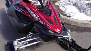 7. 2011 Yamaha Apex