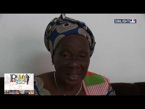 COTE D'IVOIRE: SPOT PAYOPA 2 - annonce de la présence de la Présidente des Coopératives de la région du Goh et 23 membres de l'union des coopératives de la région au Festival Payopa