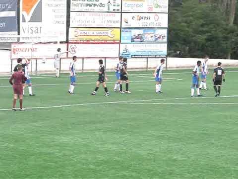 Ac.Viseu 1-5 FC Porto Nacional de Juvenis 2009-2010