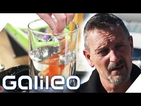 Green Hero: Mit Haaren die Weltmeere retten | Galileo | ProSieben