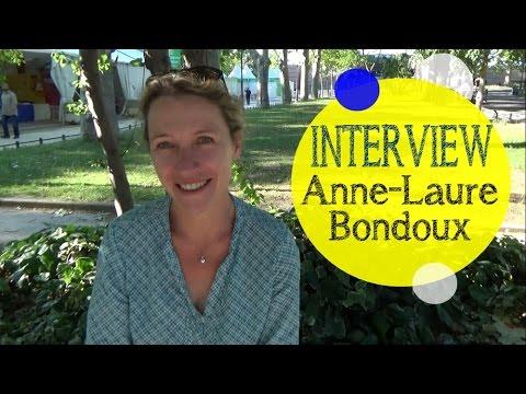 Vid�o de Anne-Laure Bondoux