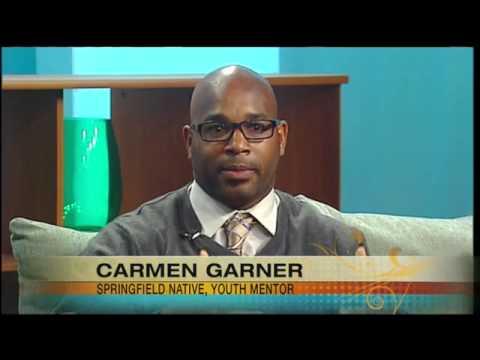 Helping at risk kids Carmen Garner