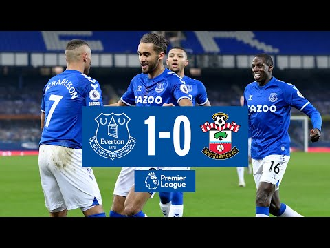 EVERTON 1-0 SOUTHAMPTON | PREMIER LEAGUE HIGHLIGHTS