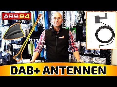 gute DAB+ Antennen? Antennensplitter, Scheibenklebeantenne, Sharkantenne?